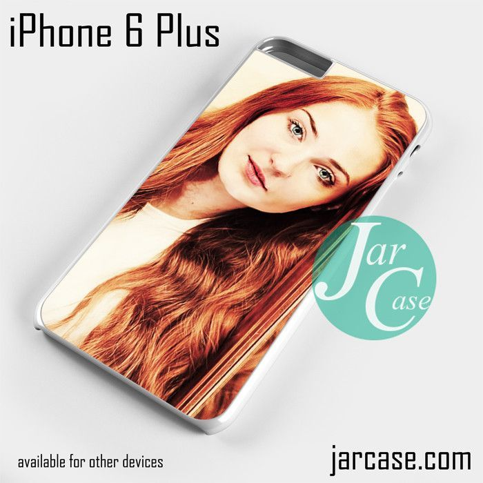 sophie turner 14 Phone case for iPhone 6 Plus and other iPhone devices