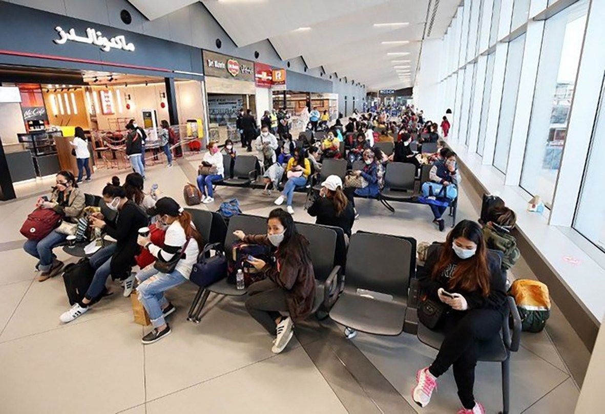 Kuwait Mpw Announces Execution Of Phase 2 Of New Passenger Terminal In 2020 Passenger Kuwait Phase 2