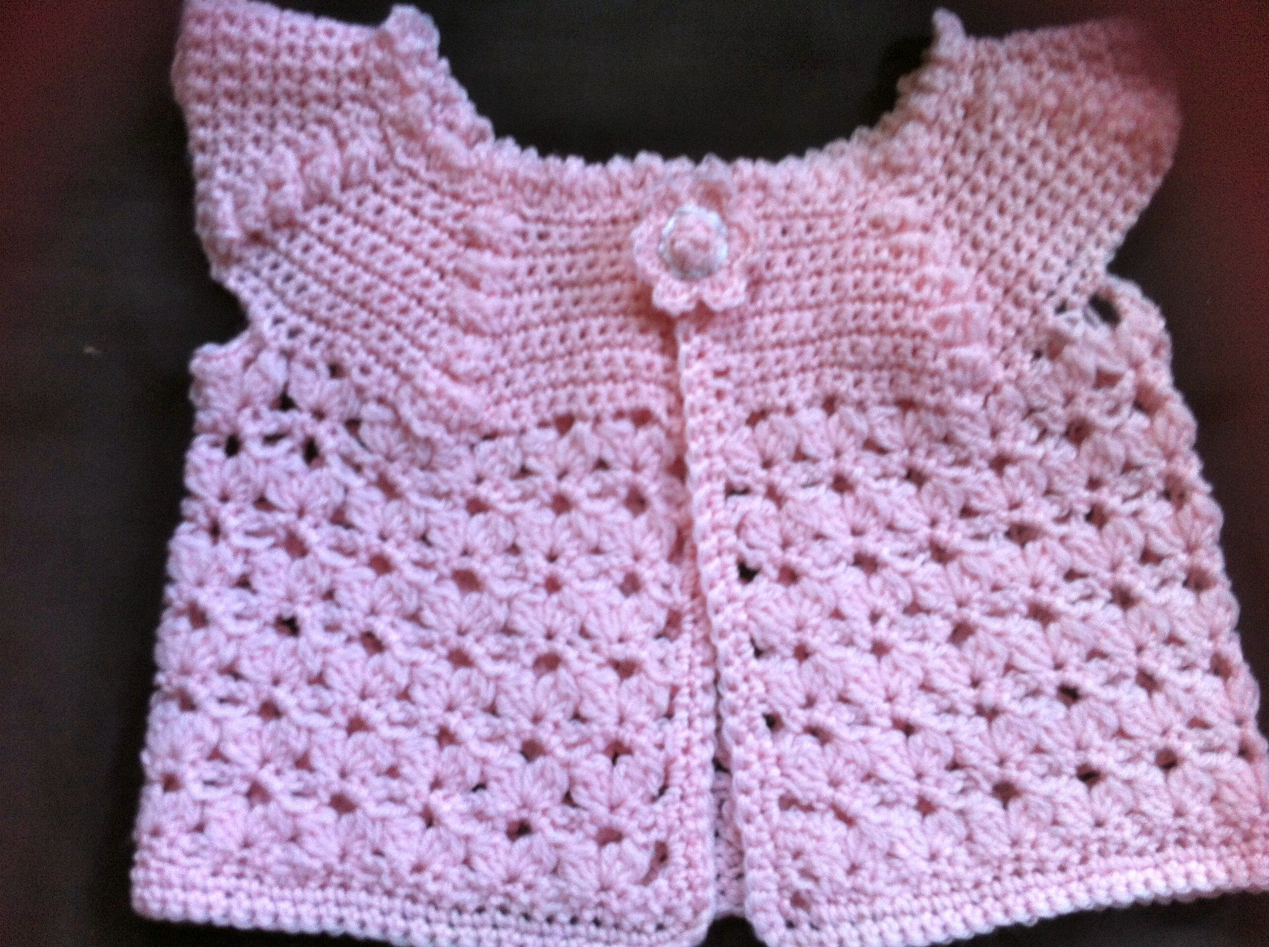 Made for a months to year old baby i also made one for the mum