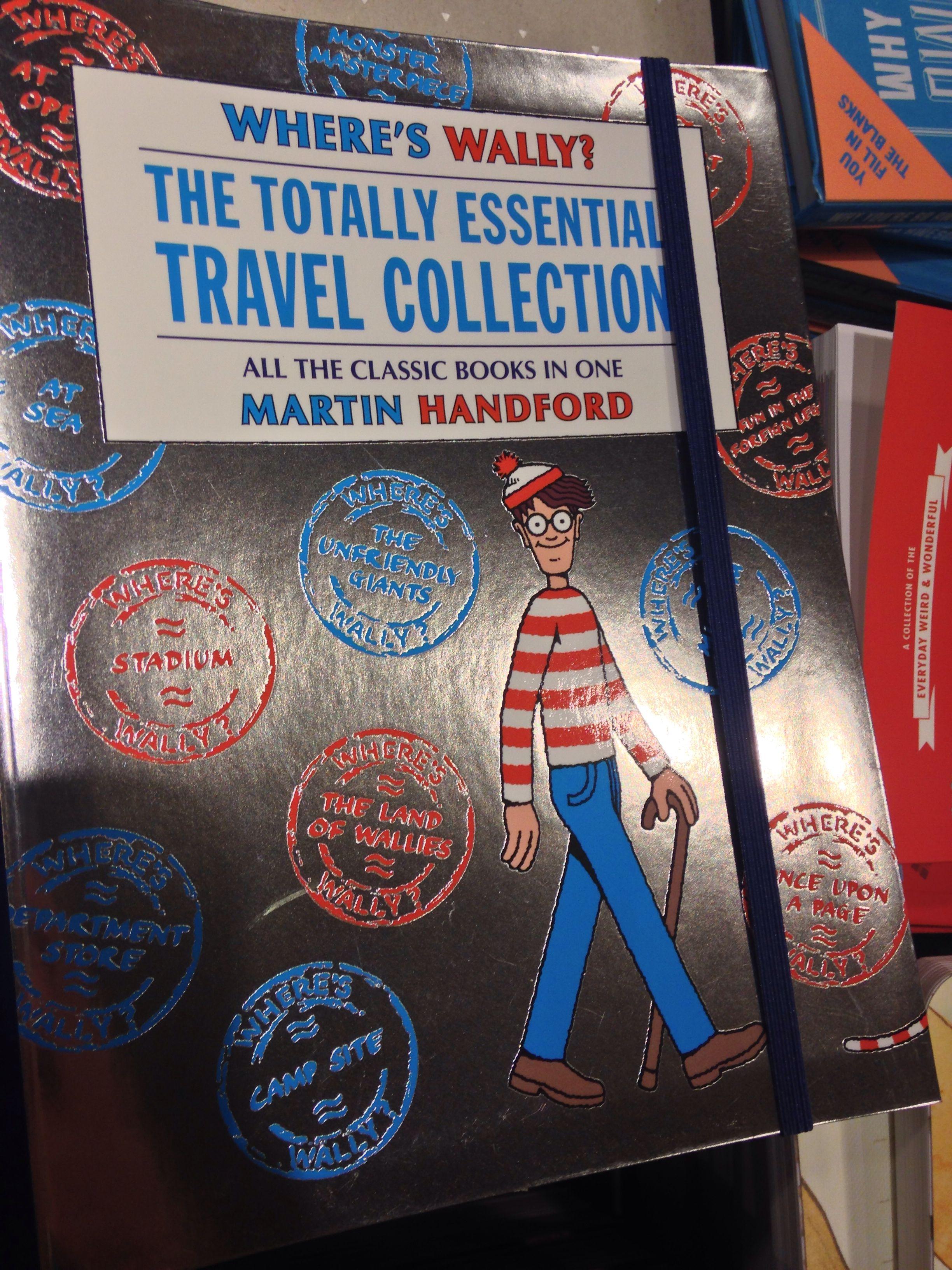 Where's Wally   Classic books, Wheres waldo