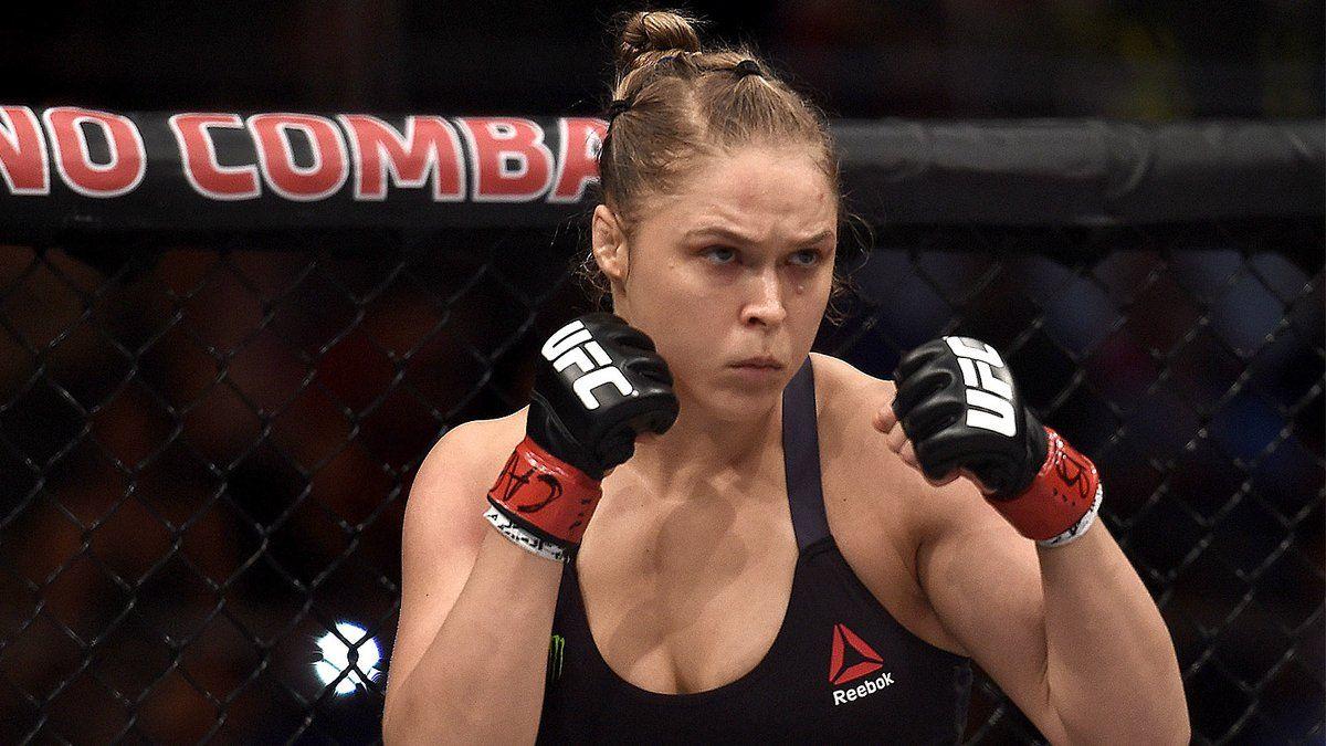 Ronda Rousey Kickboxing, Artes marciais, Jiu jitsu