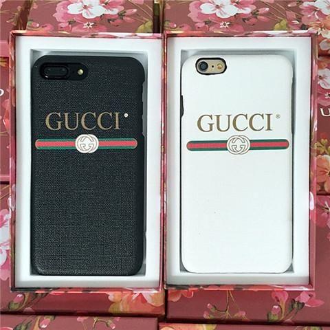 best website 84391 32eb5 GUCCI グッチ 携帯カバー iPhone8ケース iPhone7 plus/7/6 plus ...