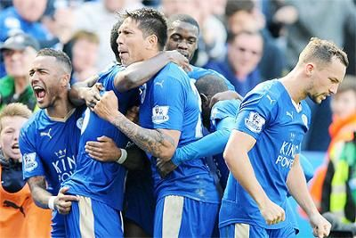 EPL: Leicester story getting more exciting as end nears...: EPL: Leicester story getting more exciting… #PepGuardiola #EPL #PremierLeague