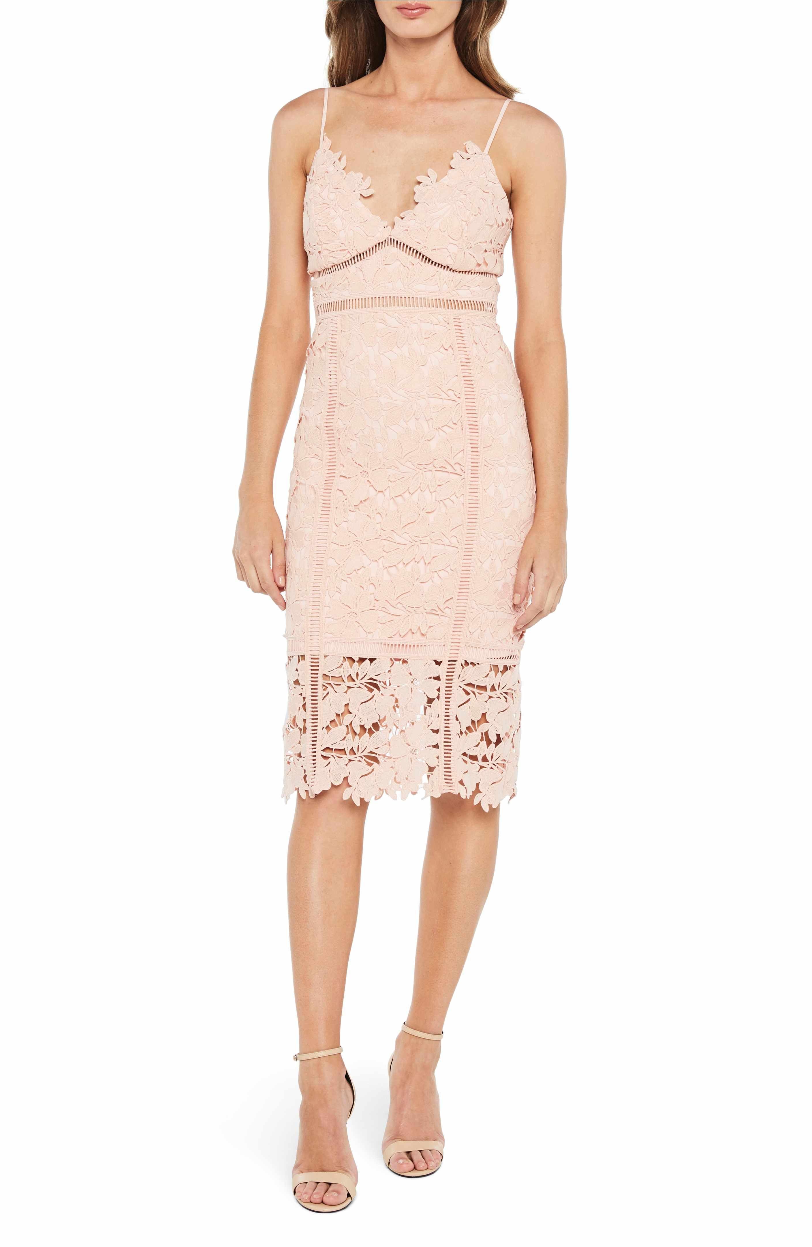 e00c81652c2 Bardot Lace Dress Nordstrom
