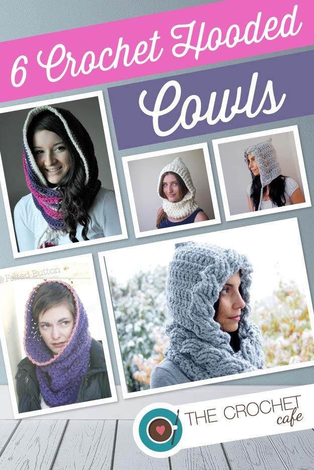 Keep warm these days! It is getting so chilly outside but a hooded cowl is a fun way to keep warm, stay dry, and look stylish! I love the cable work on the Cable Hood and Loop Scarf by Accessorise ...