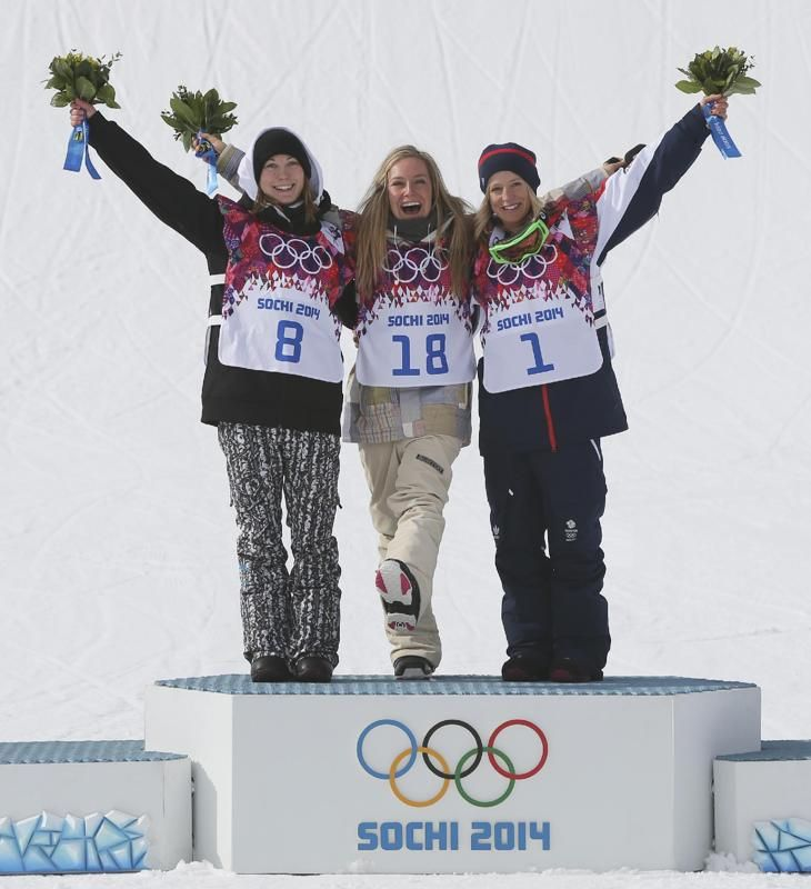 Anderson completes US Olympic sweep in slopestyle -Jamie ...