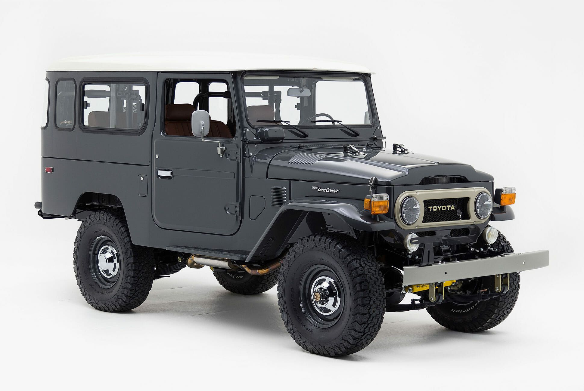 This Limited Edition Land Cruiser Has A Red Wing Leather Interior Land Cruiser Toyota Land Cruiser Todd Snyder