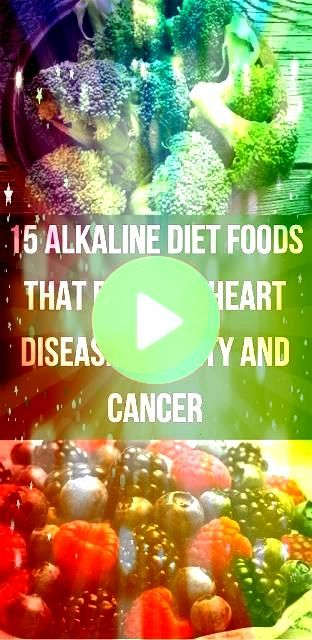 Diet Foods that Prevent Heart Disease Obesity and Cancer15 Alkaline Diet Foods that Prevent Heart Disease Obesity and Cancer SUPER HIGH ALKALINE FOOD SOURCES The Simplest...