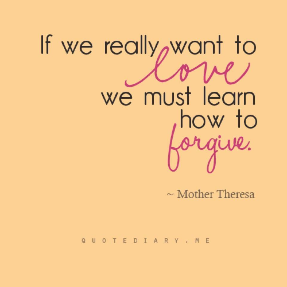 Love Forgiveness Quotes Forgive Sayings Quotes Inspiration  Pinterest  Wise Words