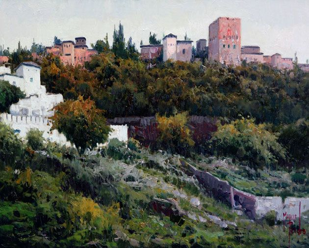 Miguel Peidro  La Alhambra