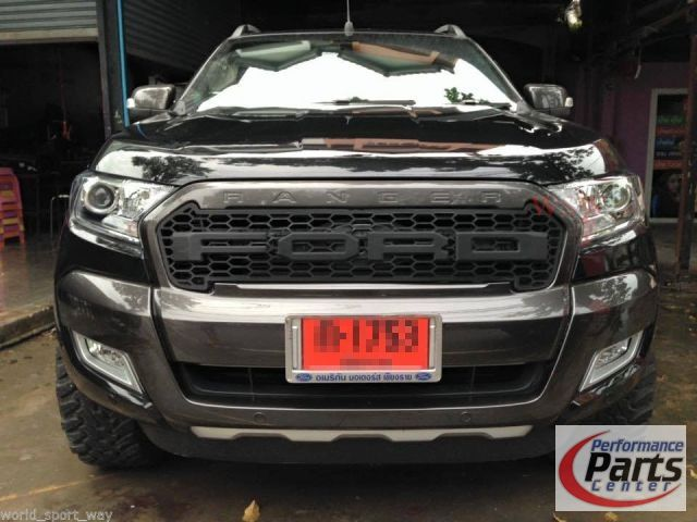Nn Front Grill Ford Ranger T6 15 Facelift Ford Ranger Acessorios Para Veiculos Ford
