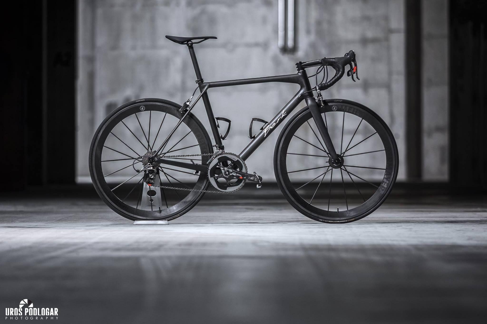 Custom made Berk Composites bike frame. #lightroadbike #cutomroadbike #bike #roadbike