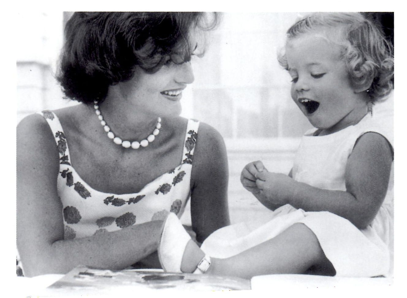 jackie and daughter relationship