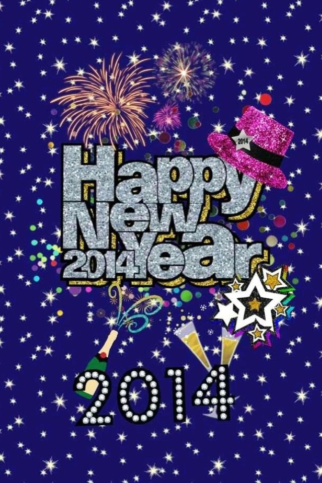 New Years iPhone Wallpaper     tjn