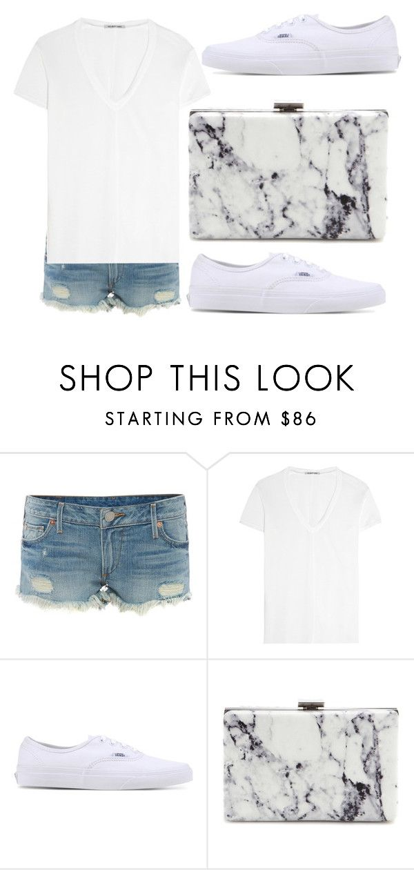 """""""5 items challenge // 70"""" by flawless-willie ❤ liked on Polyvore featuring True Religion, Helmut Lang, Vans and Balenciaga"""