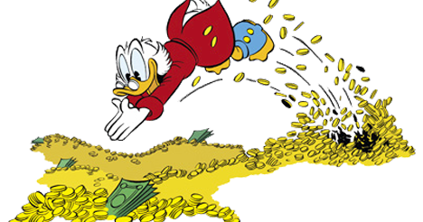 Pin By Rose On Better Education For All Save Public Education Scrooge Mcduck Scrooge Cartoon Styles
