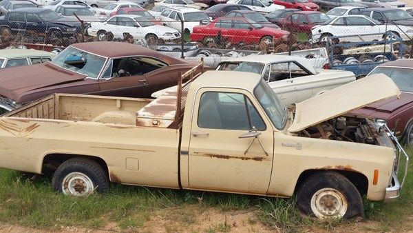 Partingout Com Used Car Parts Chevrolet Used Parts