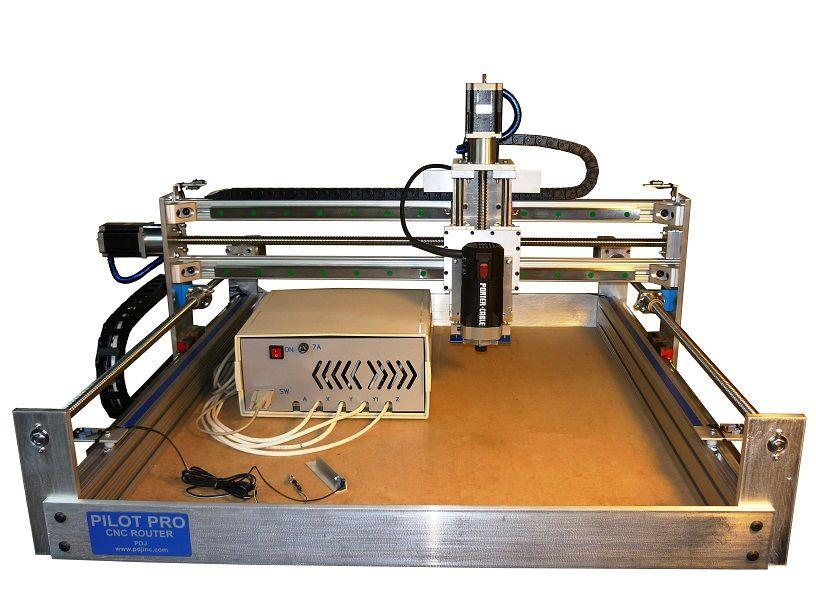 Pilot Pro CNC 1220, 2626 | DIY CNC DESKTOP MACHINES | Cnc