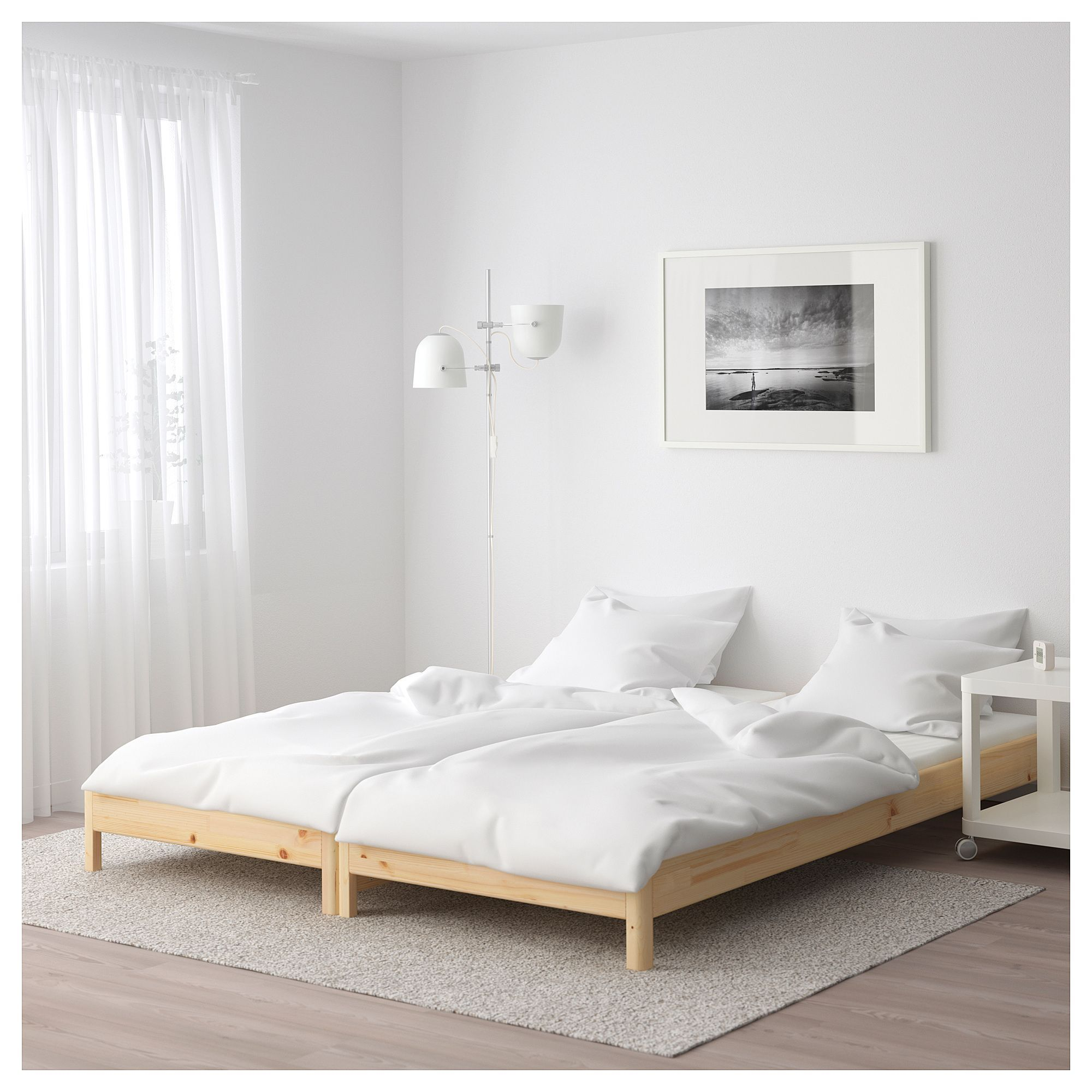 Ikea  Ut Ker, Stackable Bed, , If You Stack