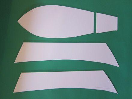 Wie man Pappschiffe herstellt