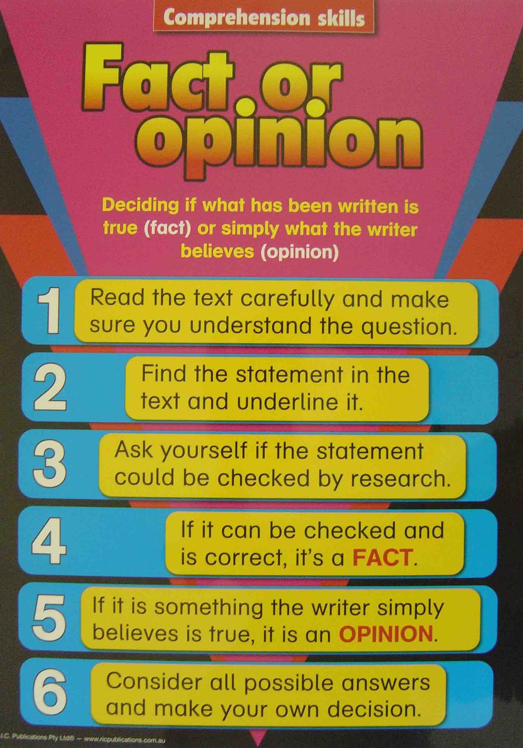 Pin By Sarah Lancaster On Reading Informational Text Ccss Fact And Opinion Comprehension Skill Reading Informational Texts