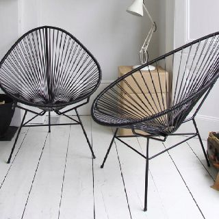 Acapulco chair Interiors Pinterest Acapulco chair Acapulco