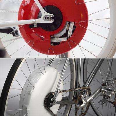 Copenhagen Wheel - turn your bike into a hybrid
