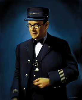 Tom Hanks Played The Conductor And Four Other Characters The