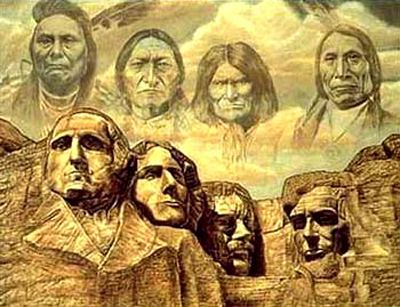 Many Native Americans welcomed African Americans into their ...
