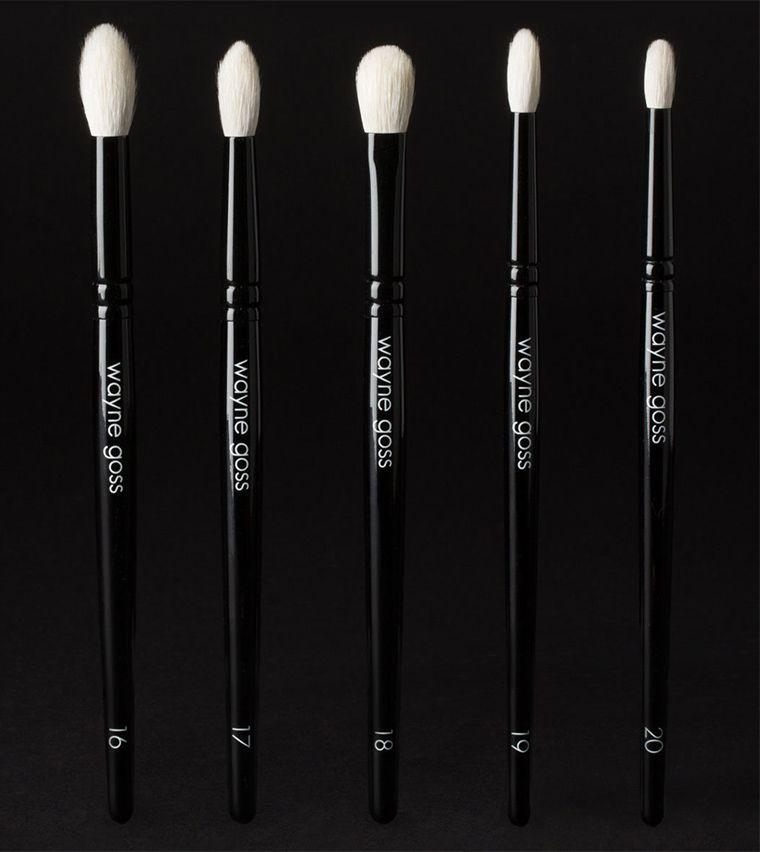 Pin by Brandy Welbergen on Favs | Eye makeup brushes. Eye brushes. Wayne goss
