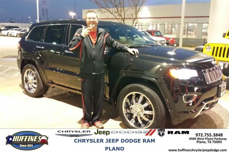#HappyBirthday To Blane From Ruben Perez At Huffines Chrysler Jeep Dodge  RAM Plano! Https