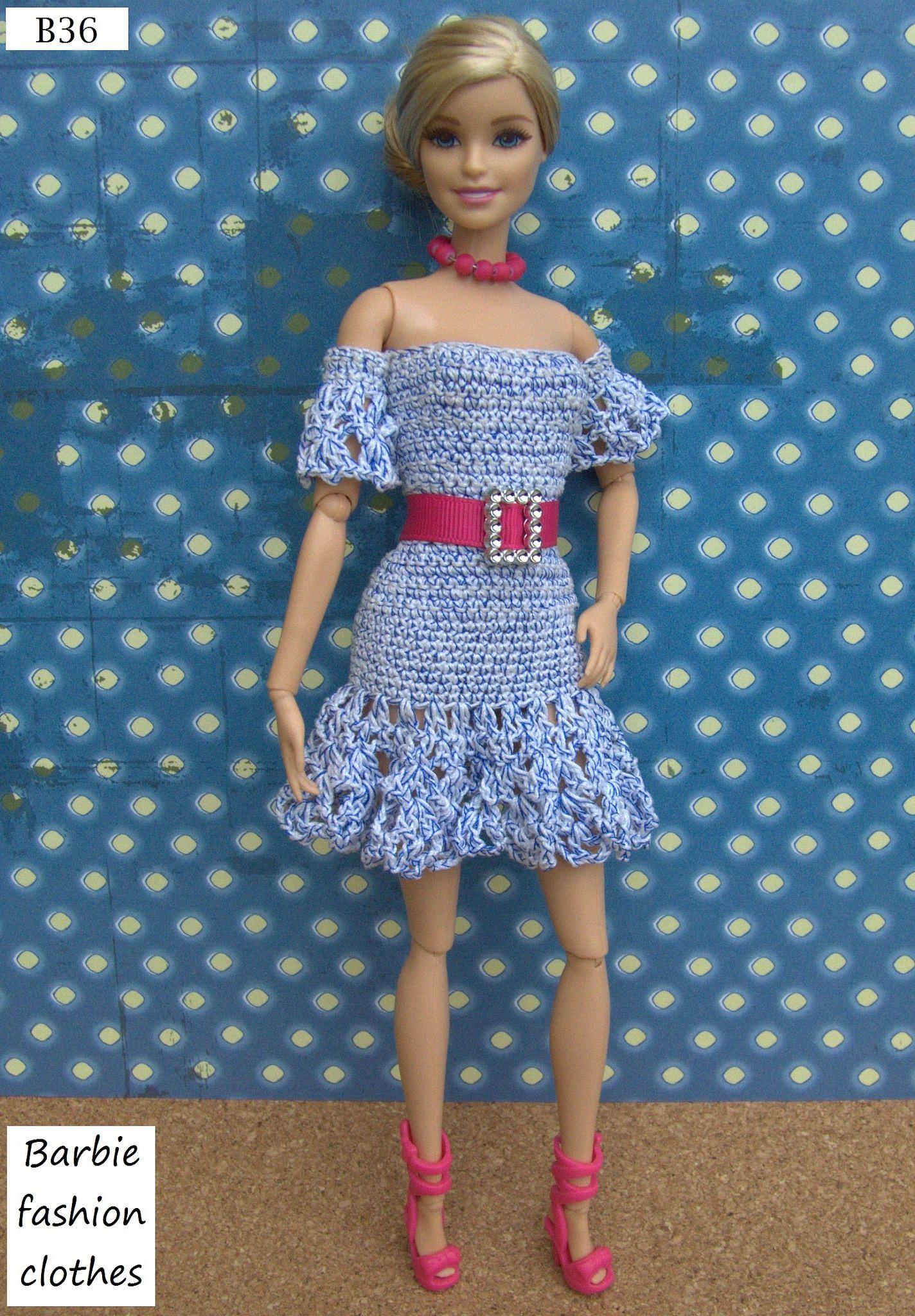 B36   Puppenkleidung, Puppen und Handarbeiten