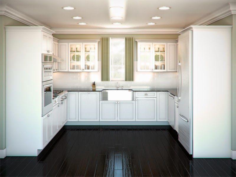 Article  Ushaped & Lshaped Modular Kitchen Design  3174 Inspiration Modular Kitchen U Shaped Design Design Inspiration
