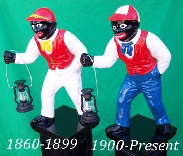 History Of The Lawn Jockey Statue Jocko Graves Faithful