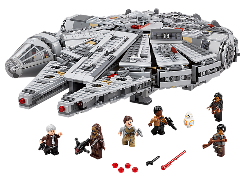 Millennium Falcon You Can Get This Set From Lego Millennium Falcon Lego Millennium Falcon Lego Star Wars Sets