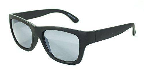 5a9c777b522 Eason Eyewear Men Women s jelly Wayfarer Sunglasses