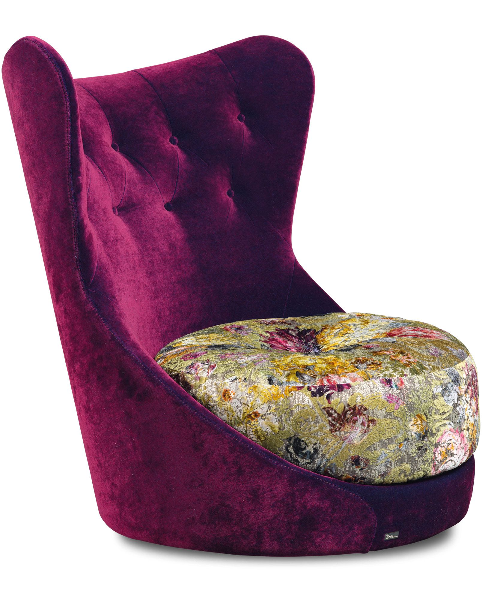 Bretz Sofa Sviwelchair From Bretz For The Rockers Who Likes Purple O