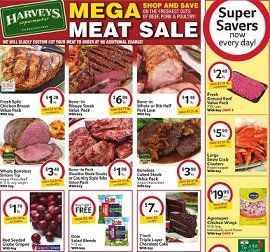 harveys supermarket weekly specials