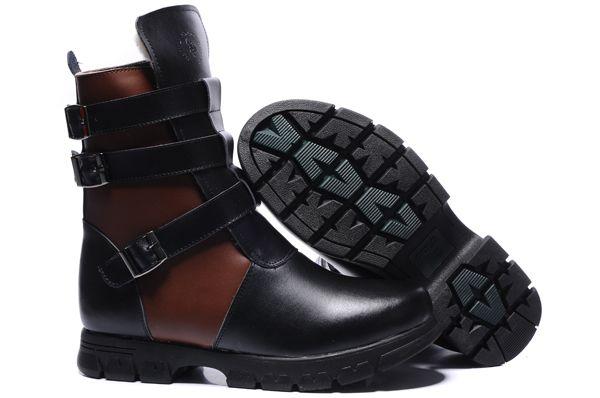 Sleek Brown and Black Polos.  fa16de660b2