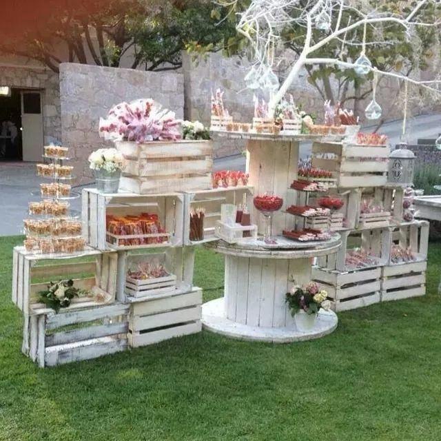 Resultados de la b squeda de im genes mesa de dulces para - Mesas para buffet ...