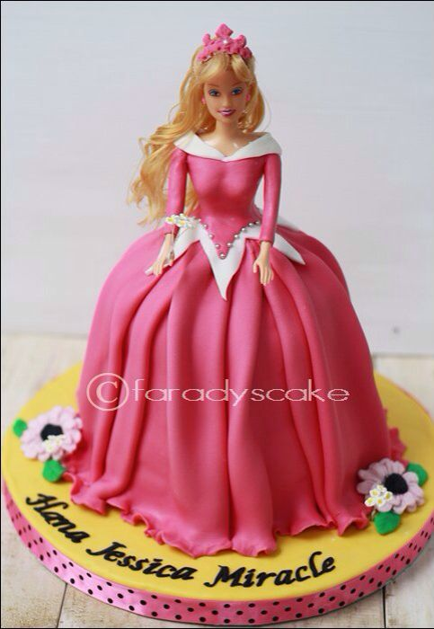 Princess Aurora Cake Cakes Princess Aurora Pinterest Cake