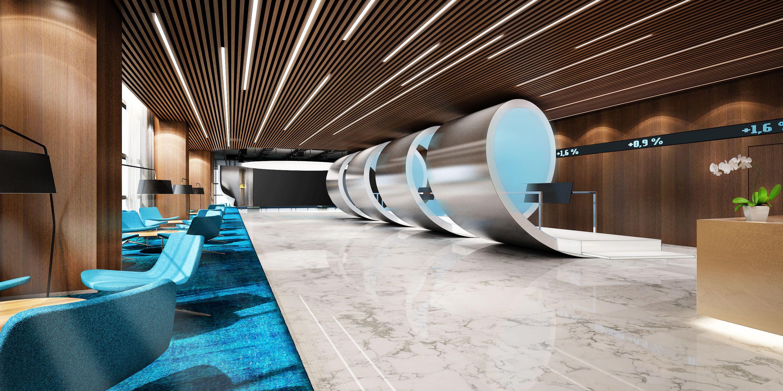 Nasdaq Office Pitch Projects Swiss Bureau Interior Design Dubai United Arab Emirates Interior Design Dubai Interior Interior Design
