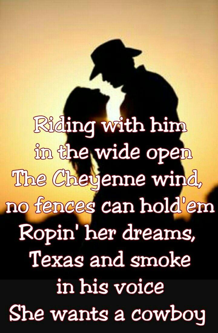 She wants a cowboy - Dustin Lynch