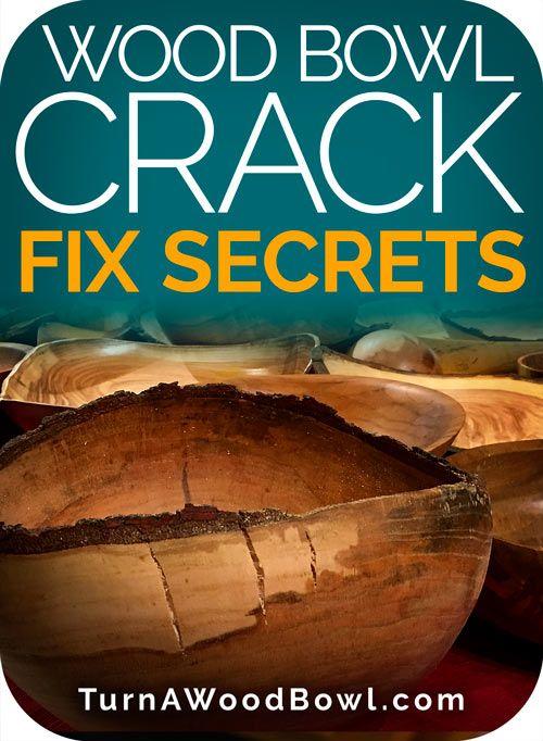 Crack woodwork for inventor