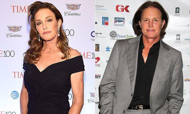 Image result for Bruce Jenner after and back