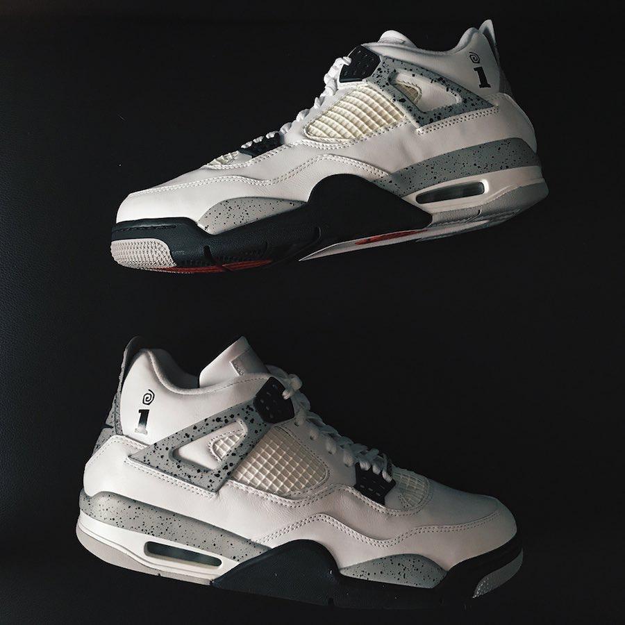 Extremely rare Air Jordan 4s sneakerbardetroit.com air-jordan-4-i ... 540edc4c8