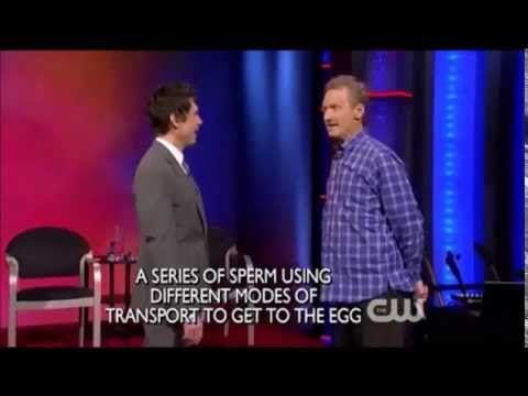 Whose line is it anyway dating game quirks