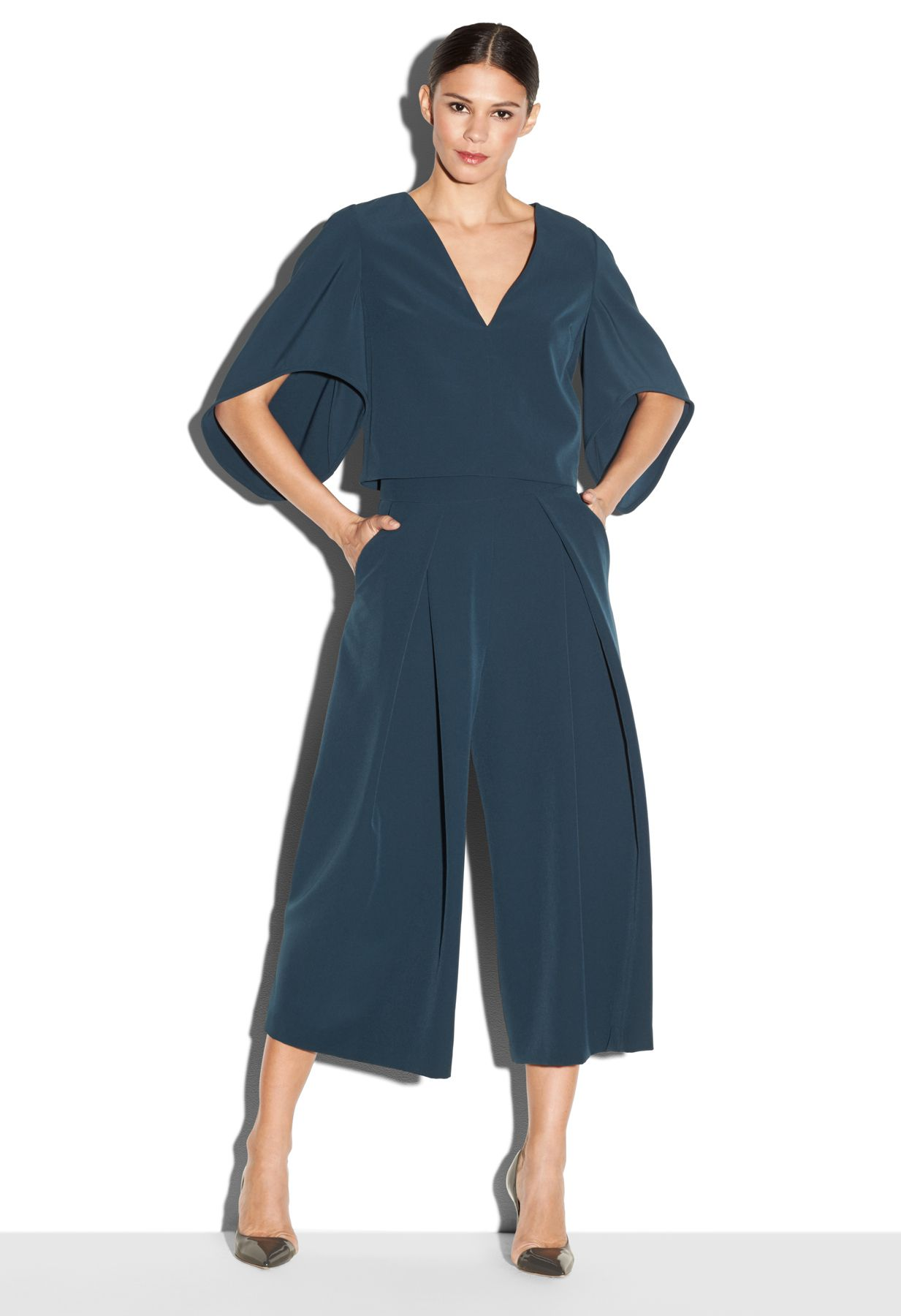 Pair with a MILLY blouse or wear with a tee for a casual look