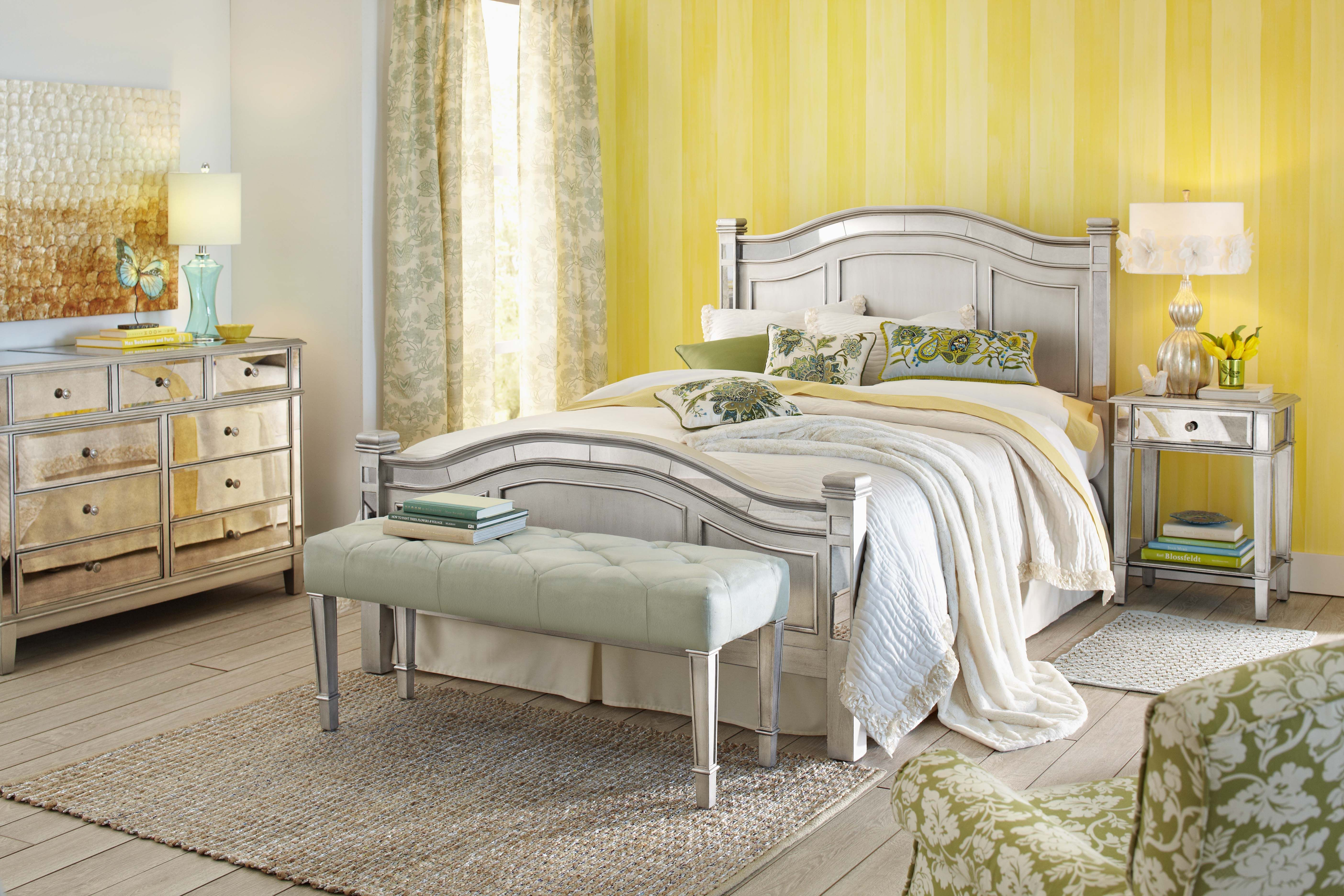 Pier 1 Bedroom Furniture Hayworth Headboards Silver Bedroom Design