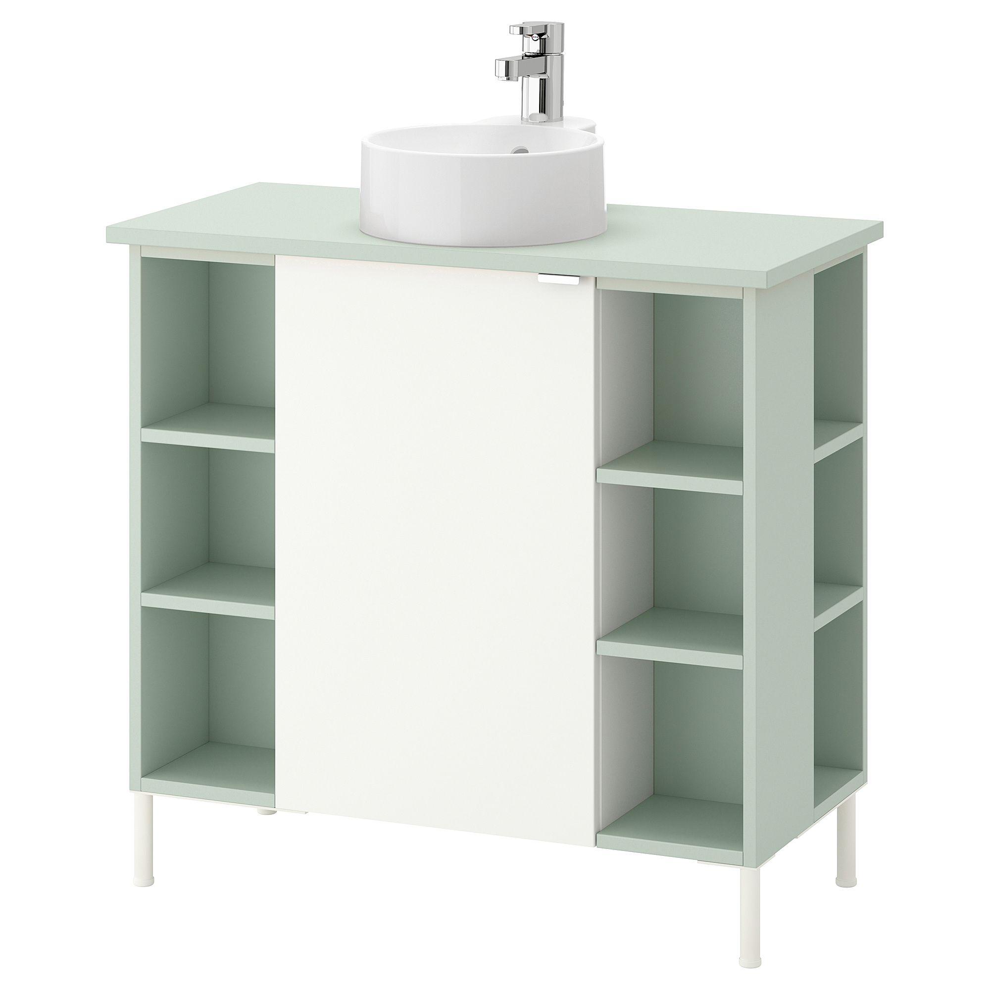 LILLÅNGEN/VISKAN / GUTVIKEN Sink door/4 end